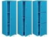 HEAVY DUTY LOCKER CABINET UNITS